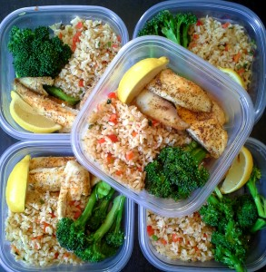 Meal prep gallery mybodymykitchen for Fish and broccoli diet