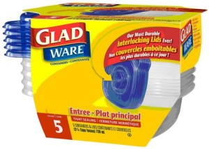 Gladware Entree Containers