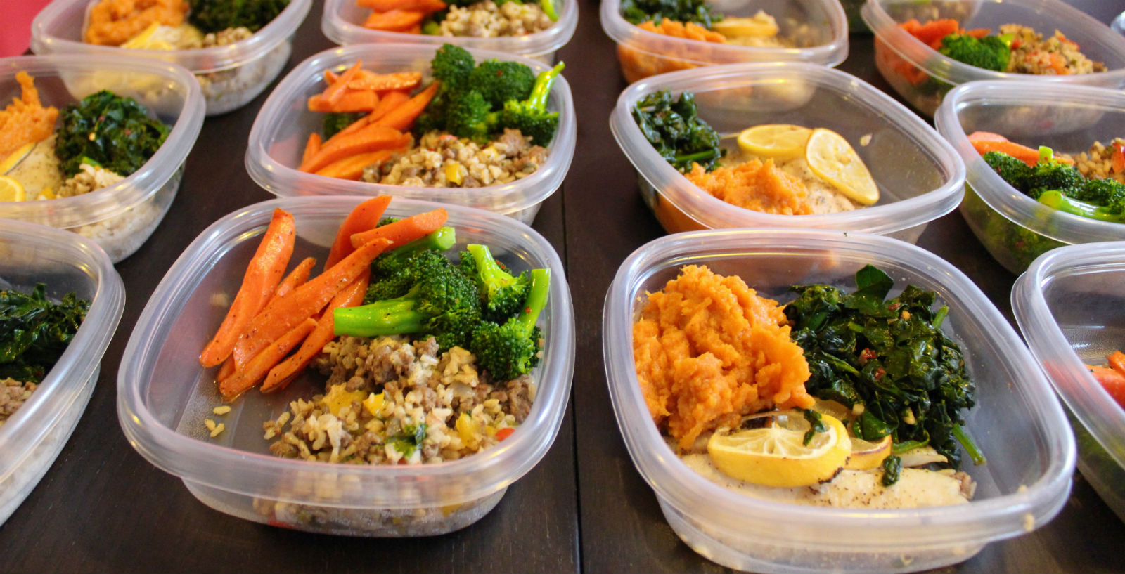 how to meal prep for a week to lose weight