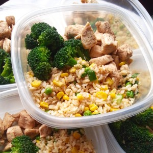 ... quick meal prep idea you can use if you re in a rush in this meal we