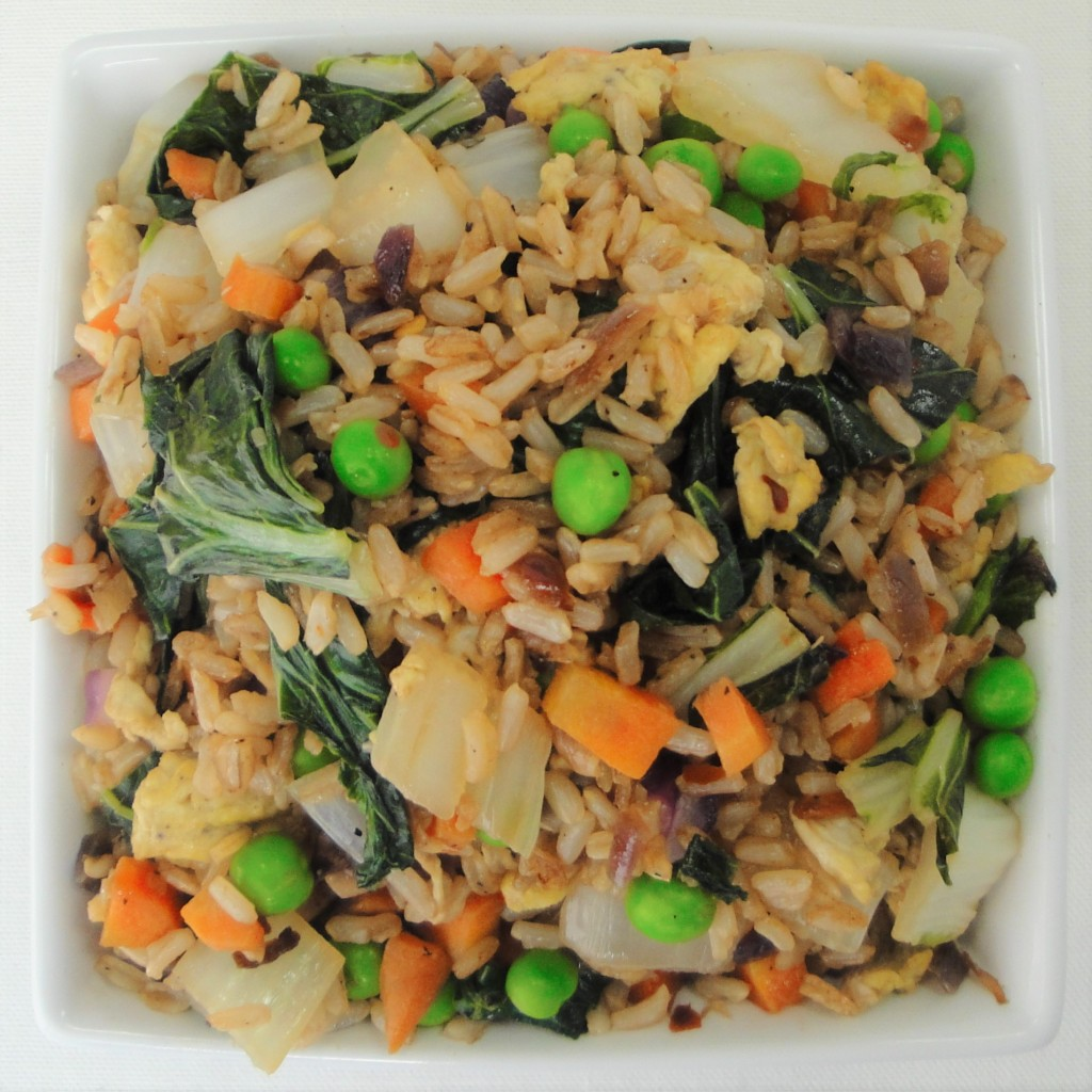 adorable baby bok choy chicken fried rice with bok choy recipe yummly ...