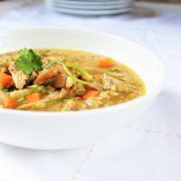 chicken-barley-leek-soup